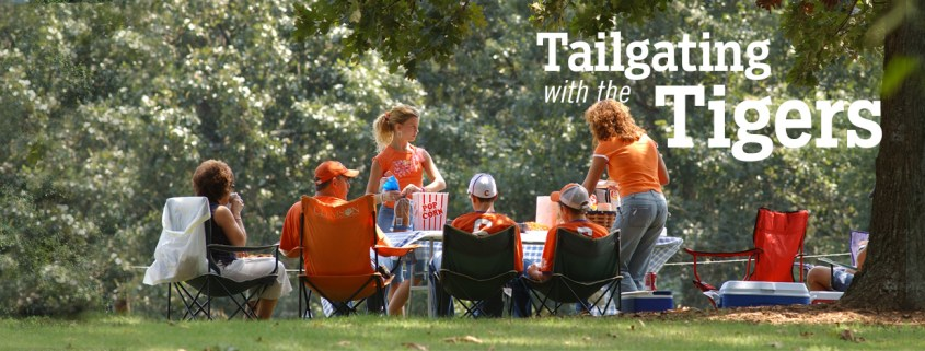 Tailgating with the Tigers