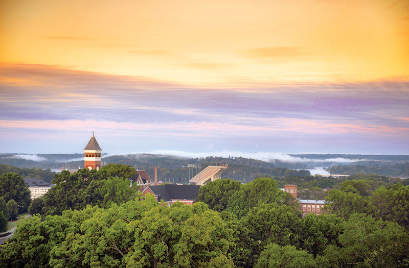 Clemson World Magazine | Coming Home to Clemson
