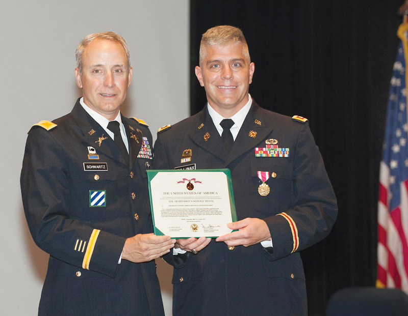 April 29, 2016 - Jimmy Mullinax Professor of Military Leadership Lieutenant Colonel - Retirement Ceremony in Honor of LTC Jimmy Mulling, US Army Held in Tillman Hall auditorium