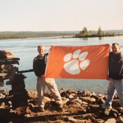 Canada: Bill Redwood '80 and Andy Redwoord '87
