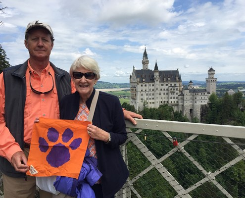 Germany: David P. '78 and Mary Beth Huff '77 Hill