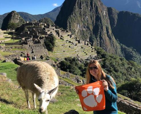 Peru: Mallory Dailey '12, M '15
