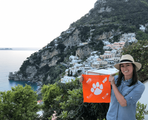 Italy: Suzanne Hanks '06