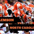 Clemson at UNC: Live Updates And Reactions From Chapel Hill
