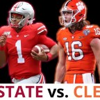 (WATCH) Preview of Clemson vs Ohio State Matchup in Sugar Bowl