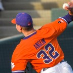Clemson Hurler Earns ACC Pitcher of the Week Honors