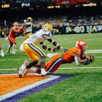 2021 NFL Draft: Clemson Still 'Wide Receiver U'