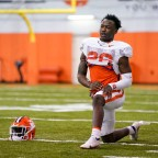 Andrew Mukuba Shines in First Spring as Clemson Tiger