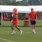Five Players That Stood Out in Clemson Fall Camp