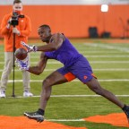 Chiefs Waive Former Clemson Wide Receiver