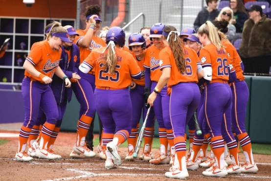 Image result for clemson softball