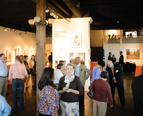 Clemson's Center for Visual Arts opens at West Greenville