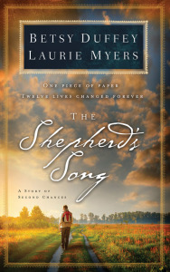 Betsy Byars Duffey and Laurie Byars Myers The Shepherd's Song book.