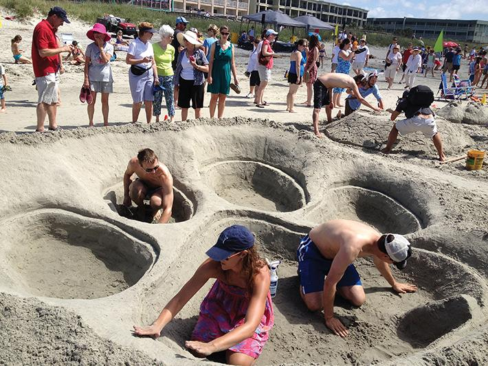 sand-sculpt-Isle of Palms-Architecture