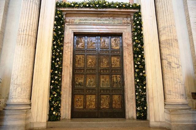 Porta-Santa-Vaticano