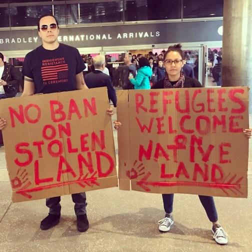 natives-at-airport