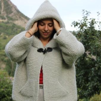 veste tricot femme Du point mousse…une veste IMG 2480 340x340