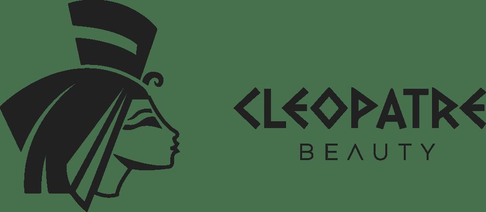 Logo Cleopatre Beauty avec base line