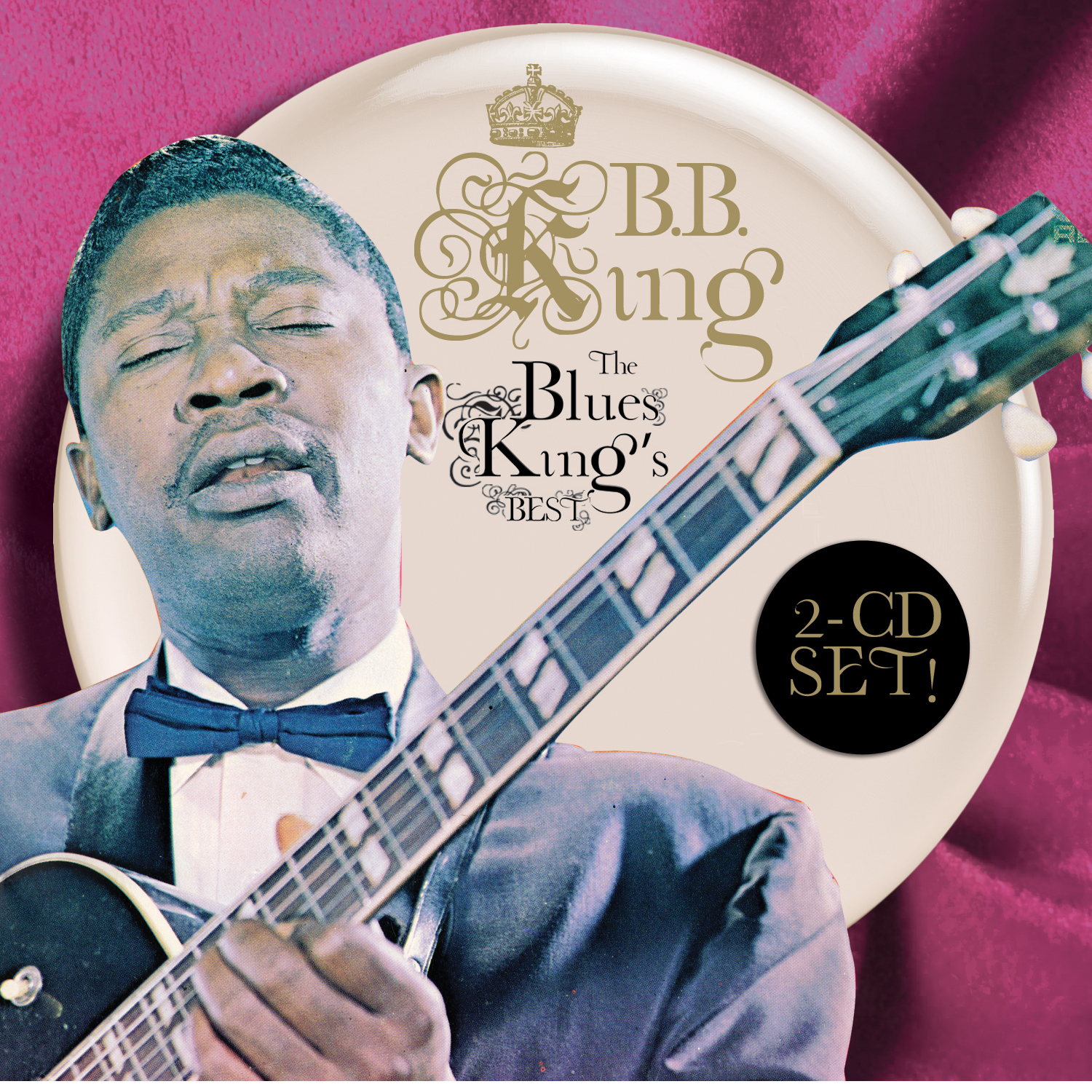 B B King The Blues King S Best Cd Cleopatra Records