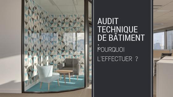 Audit technique de bâtiment _
