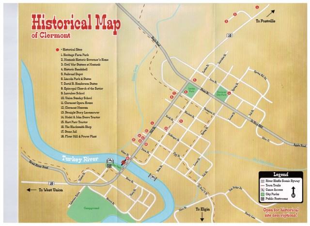 Rec. Trail Map
