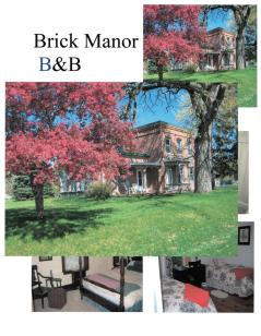 Brick Manor B&B