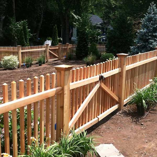 Cedar Fence Cleveland Fence
