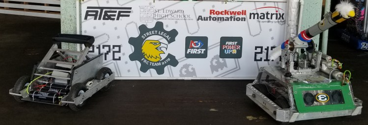 Team 2172 - Street Legal - St. Edward High School Robotics Team