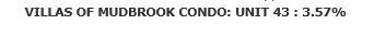 Site Condo Legal Description