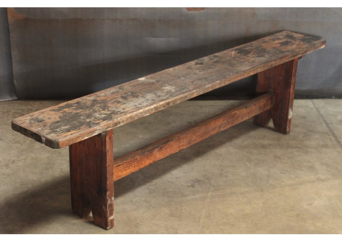 Antique Wooden Benches Sale
