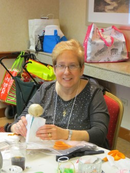 4-15-17 Hanky Workshop Michele