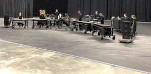 Concert Percussion Rehearsal @ Cleveland HS | Clayton | North Carolina | United States