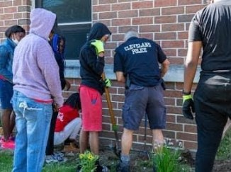 Working Together Beautification