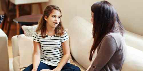 Parent Child Conversation