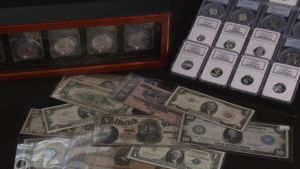Paper Currency & ASE set