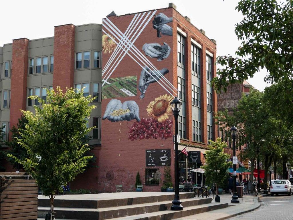 Market Square in Ohio City