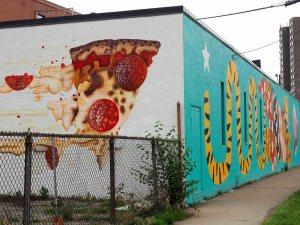 Hingetown murals