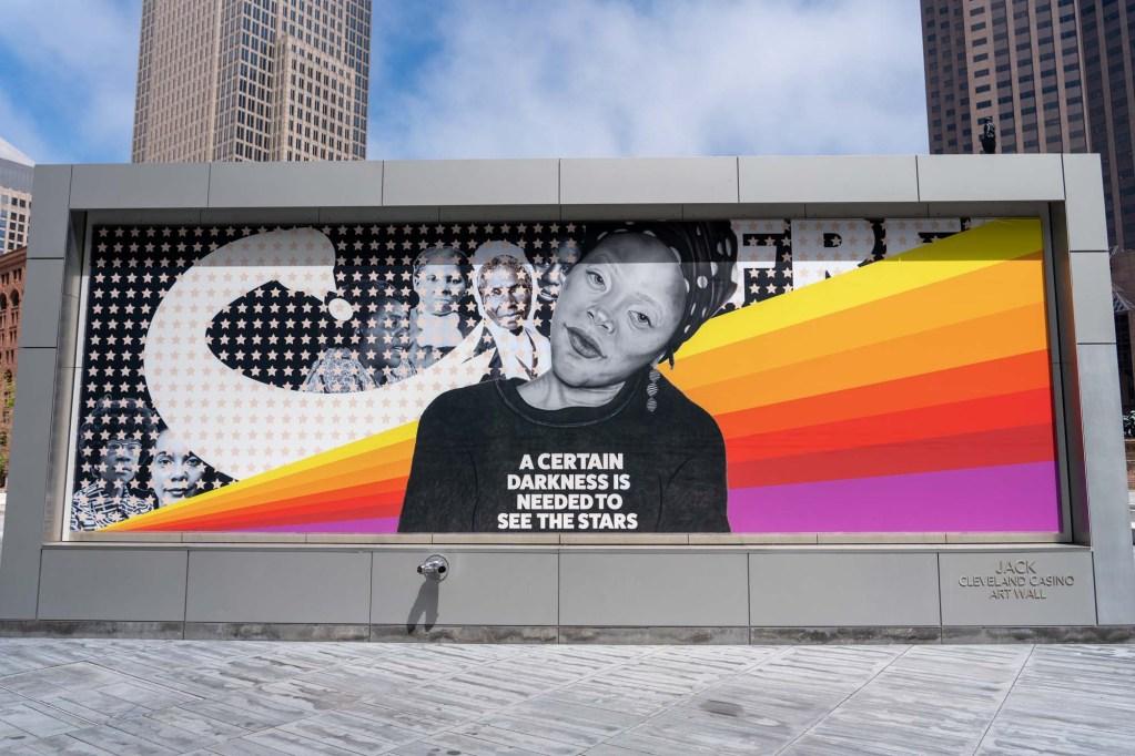 Cleveland Public Square art