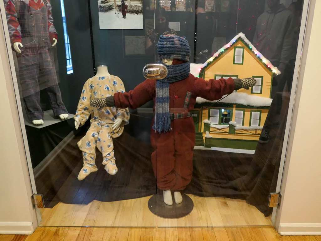A Christmas Story House Museum
