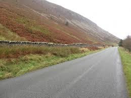 Half way up the Lorton approach