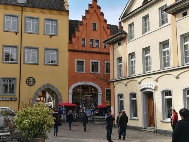 Oberstadt Meersburg