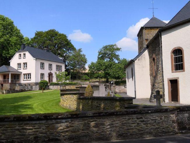 In Rindschleiden / Luxemburg