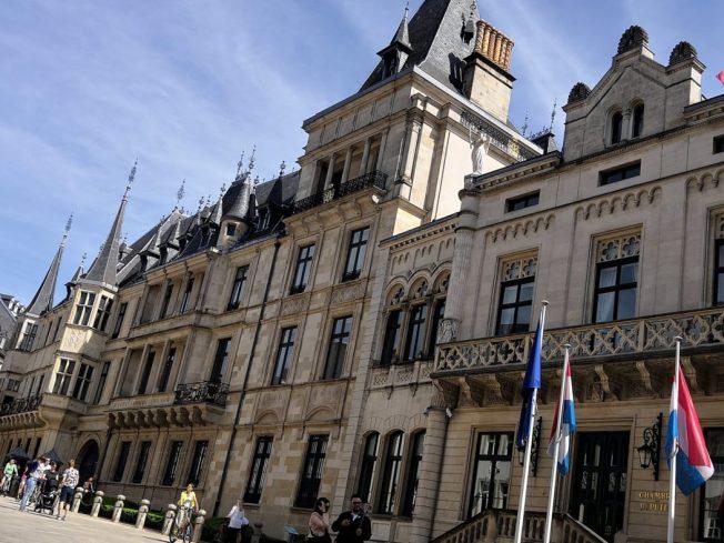 Fürstenpalast in Luxemburg