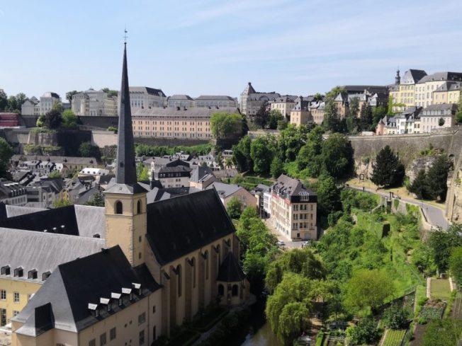 Luxemburger Festung