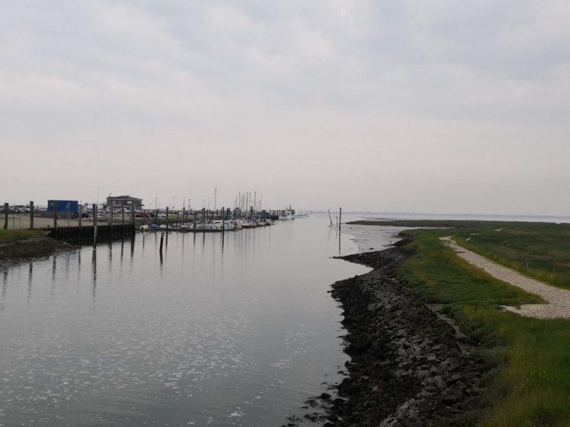 Hafen Neßmersiel