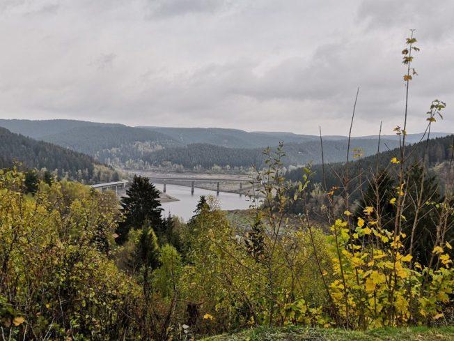 Aussicht Schulenberg Harz