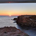 Sonnenaufgang in Torrevieja