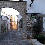 Eingang zur Judería, Sagunto