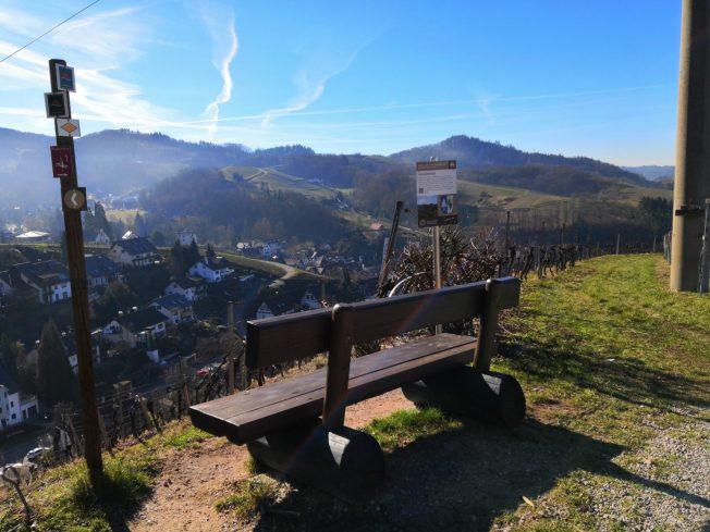 Aussicht auf Sasbachwalden