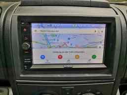 Google Maps auf dem Android-Radio